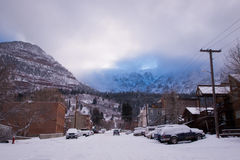 Ouray, Colorado Royalty Free Stock Photos