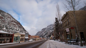 Ouray, Colorado Stock Image