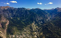 Ouray colorado Royalty Free Stock Image