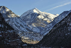 Ouray Kolorado Lizenzfreie Stockfotos