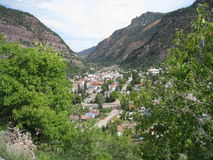 Ouray Royalty Free Stock Photo
