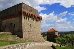 Ourem Castle Royalty Free Stock Image