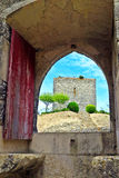 Ourem Castle Royalty Free Stock Photos
