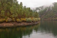 Ourense, Orense, Galicia, Hiszpania Obrazy Royalty Free
