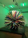 Ouriço do lápis Imagem de Stock