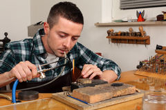 Ourives Fotos de Stock