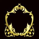 Ouro Foto de Stock Royalty Free