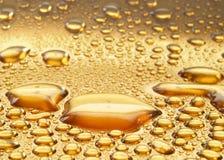 Ouro Foto de Stock