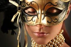 Ouro bonito Fotos de Stock