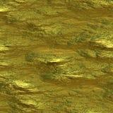 Ouro brilhante Imagem de Stock Royalty Free