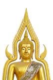 Ouro buddha Fotos de Stock