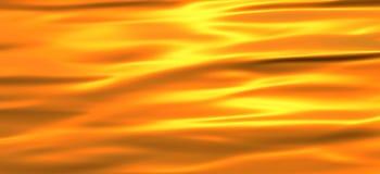 Ouro da tela da textura ilustração stock