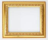 Ouro do quadro Imagem de Stock Royalty Free