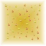 Ouro do tiro Imagem de Stock Royalty Free