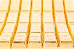Ouro fino 999.9 foto de stock royalty free