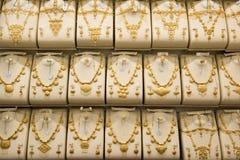 Ouro omanense Suk imagem de stock