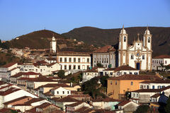 Ouro Preto Royalty Free Stock Images