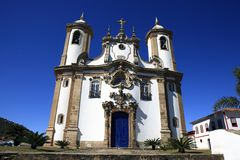 Ouro Preto Stock Photos