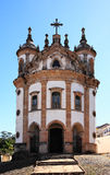 Ouro Preto Στοκ φωτογραφία με δικαίωμα ελεύθερης χρήσης