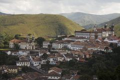 Ouro Preto Stock Photo