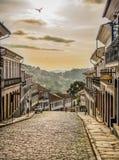 Ouro Preto stockfoto