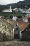 Ouro preto, Brasilien Lizenzfreies Stockfoto