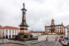 Ouro Preto, Brazil Stock Photography