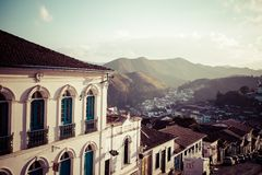 Ouro Preto, Brazil, South America. Stock Photo