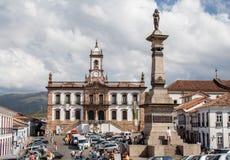 Ouro Preto Inconfidencia Museum Royalty Free Stock Image