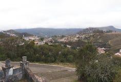 Ouro Preto, Minas Gerais, Brésil photographie stock libre de droits