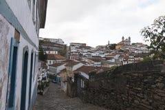 Ouro Preto, Minas Gerais, Brésil photo libre de droits
