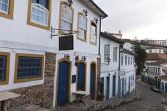 Ouro Preto, Minas Gerais, Brésil photos libres de droits