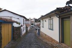 Ouro Preto, Minas Gerais, Brésil images stock