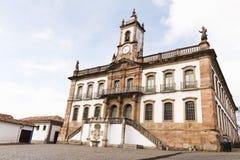 Ouro Preto, Minas Gerais, Brésil photographie stock