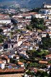 Ouro Preto in Minas Gerais Brazil Royalty Free Stock Image
