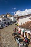 Ouro Preto - Minas Gerais - Brazil Royalty Free Stock Image