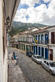 Ouro Preto - Minas Gerais - Brazil Stock Photography
