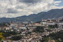 Ouro Preto - Minas Gerais - Brazil Royalty Free Stock Photo