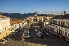 Ouro Preto - Minas Gerais - Brazil Stock Images