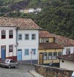 Ouro Preto Streets Stock Image
