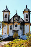 Ouro Preto Royalty Free Stock Photos