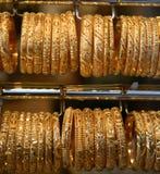 Ouro árabe 2 Fotos de Stock Royalty Free
