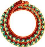 Ouroboros Royalty-vrije Stock Afbeelding