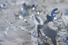 Ouropel da rena Foto de Stock Royalty Free