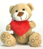 Ours avec le coeur Images stock