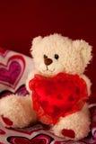Ours d'amoureux Photos libres de droits