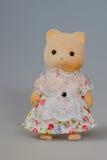 Ours de mère de jouet Photographie stock libre de droits