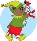 Ours de Noël Image stock