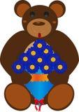 Ours de nounours Image libre de droits