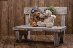 Ours de nounours de peluche Image stock